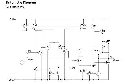 Fairchild Semiconductor (2 piezas) LM358 LM358P Doble Amplificadores Operacionales Op-Amp DIP8: Amazon.es: Amazon.es