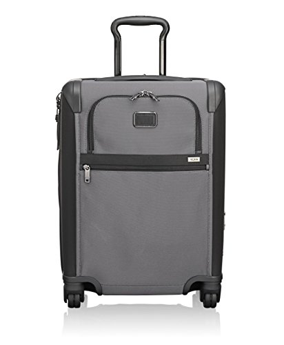 Tumi Alpha Continental Expandable 4 Wheel Carry-on, Pewter