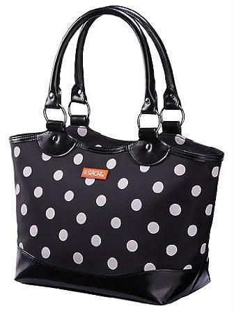 Hannon 36 036 Schwarz / Wei  Dot Sachi Fashion Lunch Bag