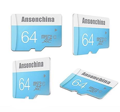 Venta Kingston Micro SD 64 GB UHS-I GoPro 4 K U1 Go Pro SDHC ...