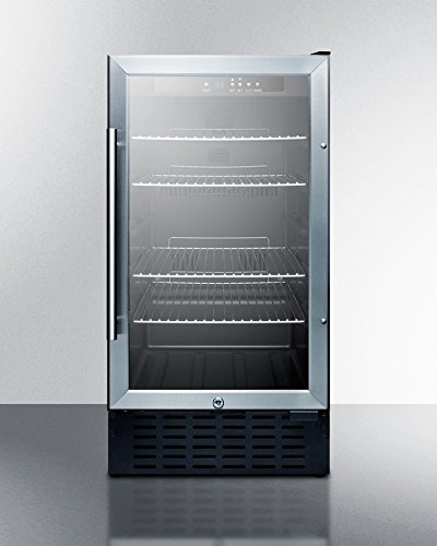 Summit Appliance SCR1841 Single Refrigerator