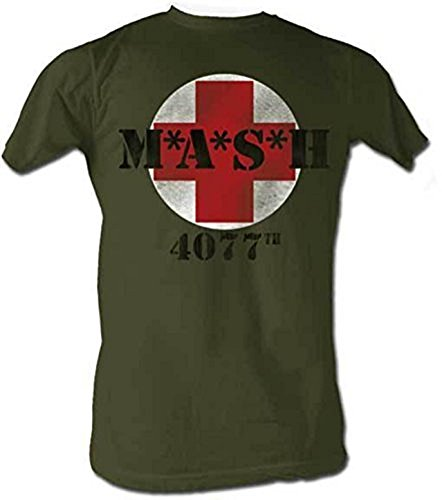 Adult Army Green T-shirt - 7