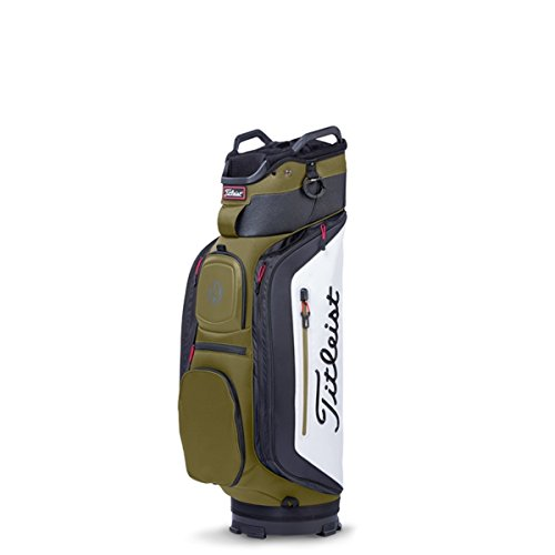 4 Titleist Golf Bags – Reviews & Guide