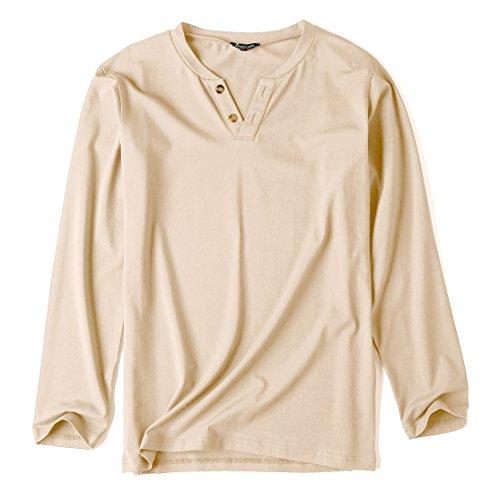 Beige Cotton Shirt - 8