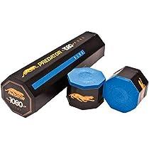 Tiza Billar Predator 1080 Pure (5 tizas): Amazon.es: Deportes y ...