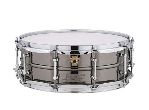 Snare Ludwig Black Beauty - Ludwig Black Beauty Snare Drum - 5