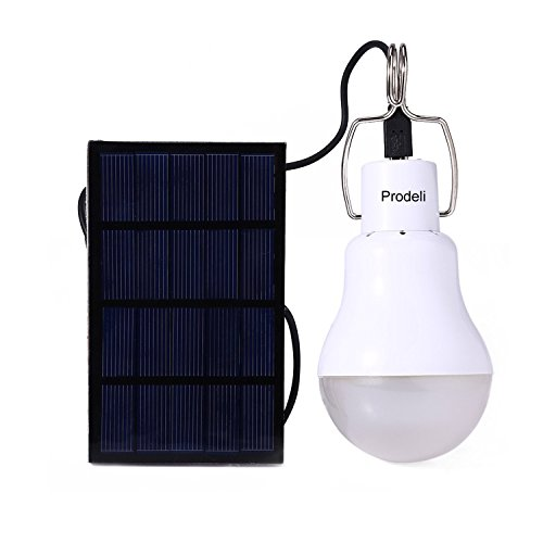 Solar Panel Powered LED Light Bulb Upgra - 1.5w Solar Panel Shopping Results