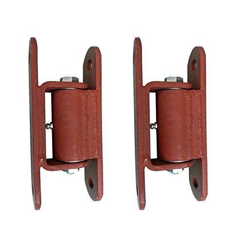 (Guardian Gate Hinge Driveway Heavy Duty - Bolt on Gate & Post Prime Coated)