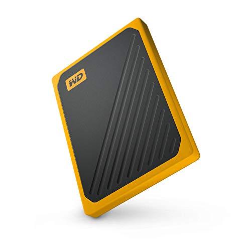 WD 500GB My Passport Go SSD Amber Portable External Storage, USB 3.0 - WDBMCG5000AYT-WESN by Western Digital (Image #3)