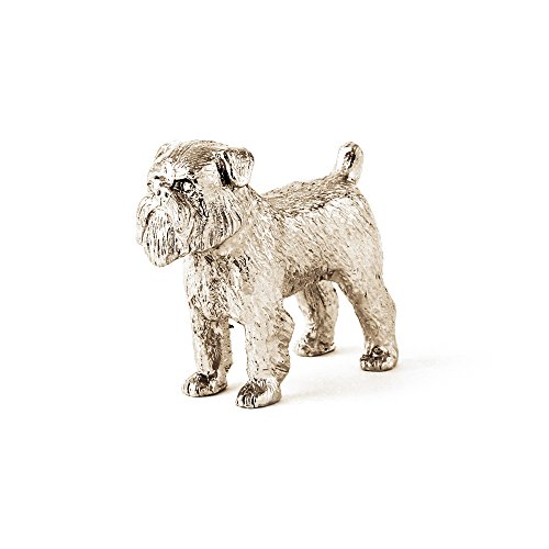 Brussels Griffon Made in UK Artistic Style Dog Figurine Collection