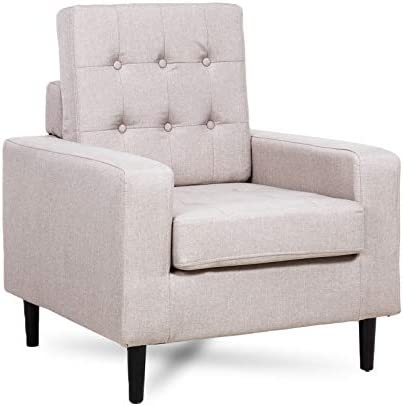 Modern Mid Century Accent Chair - the best living room chair for the money
