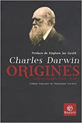 Origines : Lettres choisies 1828-1859