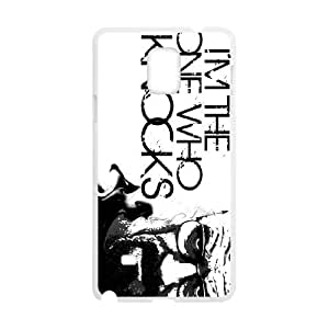Samsung Galaxy Note 4 Cell Phone Case White Breaking Bad A vdg