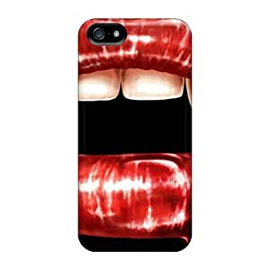 Hot Fashion PvHmT2848hMGfW Design For Iphone 5C Phone Case Cover Protective Case (show Me Your Fangs)