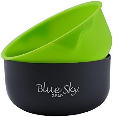 Blue Sky Gear Double Up Bowl