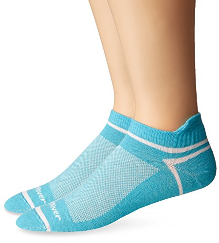 Fox River Sport Tab Ultra-Lightweight Ankle Running Socks, Blue Scuba, Medium - Fox River Ankle Socks
