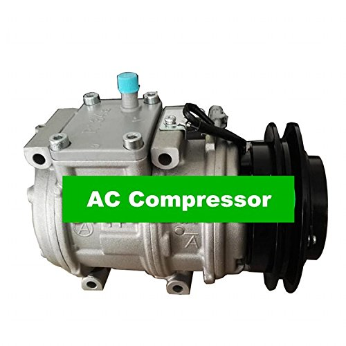 GOWE AC Compressor For 10PA17C AC Compressor For Toyota Land Cruiser For Car Lexus LX450 4.5L 1994 1995 1996 1997 471-1166 8414308030 Review