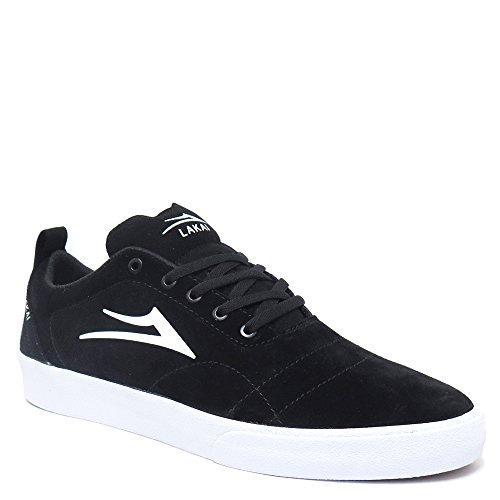 LAKAI SHOES ラカイ シューズ スニーカー BRISTOL 黒/白 BLACK/WHITE スケートボード スケボー SKATEBOARD