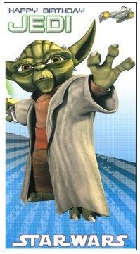 Star Wars Geburtstagskarte: Amazon.de: Bürobedarf & Schreibwaren