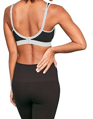 Anita Women's Maxiumum Support - Extreme Control Sports Bra - Black - 30B by Anita (Image #1)