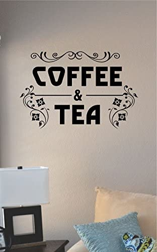Wall Tattoo Wall Sticker Wall Film Cafe Coffee Coffee Cafe 03