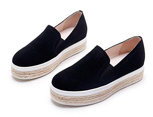 Dame 5 Chaussures À Mme Des D'ascenseur Peu Fines Talons Eu35 7ASgq0