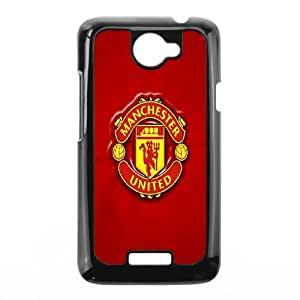 DIY phone case Manchester United skin cover For HTC One X SQ822186