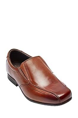next Niños Mocasines De Vestir (Niño Mayor) EU 44: Amazon.es: Zapatos y complementos