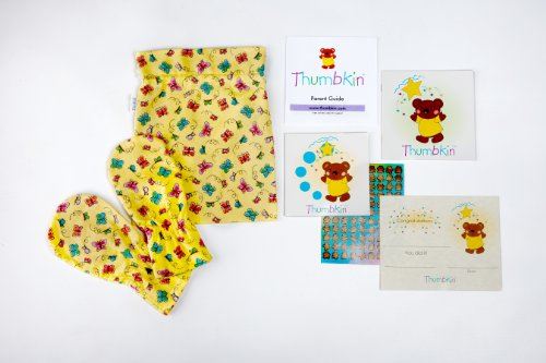 omplete System With Step by Step Parent Guide - Butterfly Pattern -By Thumbkin - Large ()