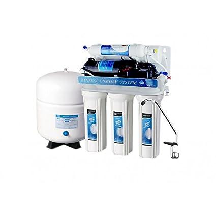 Osmosis inversa domestica con bomba 50GPD Hidrotek Depuragua