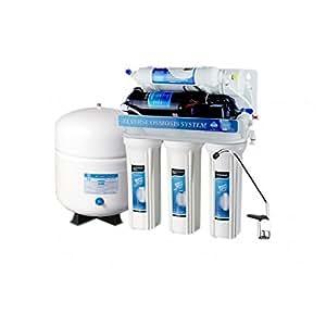 Osmosis inversa domestica con bomba 50gpd hidrotek - Bomba de agua domestica ...
