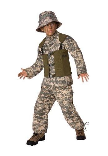 Morris Costumes Delta Force Child 8-10