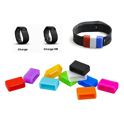 getwow-silicon-fastener-ring-for-fitbit-charge-and-fitbit-charge-hr-wireless-activity-wristband-mixe