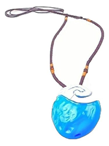 Lighted Musical Magical Seashell Princess Necklace Girl's Necklace by Chunks of Charm]()