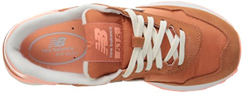 New Balance Women's 515 Core Pack Lifestyle Fashion Sneaker Pink Clay/Bleached Sunrise sale exclusive outlet clearance cheap ebay FHQiUdh