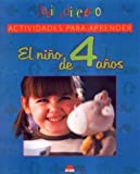 img - for Actividades para aprender / Learning Activities: El Nino De 4 Anos (Spanish Edition) book / textbook / text book