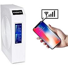KKBSTR Cell Phone Signal Booster, Home ATT T-Mobile Verizon Sprint Cellular Signal Repeater Amplifier Kit - Enhance Your 2G 3G 4G Call