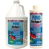 KORDON  #30015  Pond Novaqua Plus Concentrated Conditioner for Aquarium, 5-Gallon