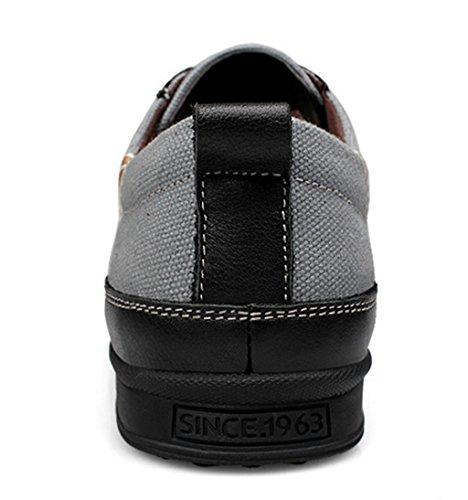 Minitoo , Chaussures à lacets homme - Gris - Grigio (grigio), 40 EU EU