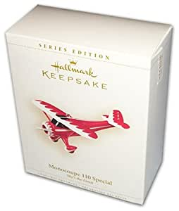 Hallmark Keepsake Monocoupe 110 Special Sky's the Limit Christmas Ornament