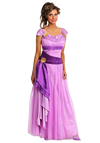 Disney Hercules Megara Women's Costume Large Purple -