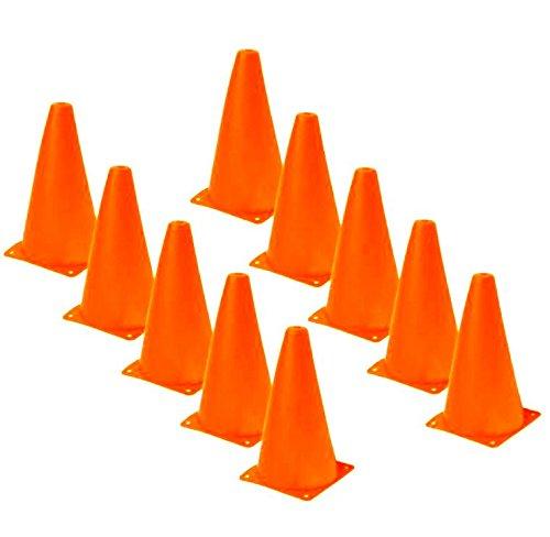 9 cones - 9