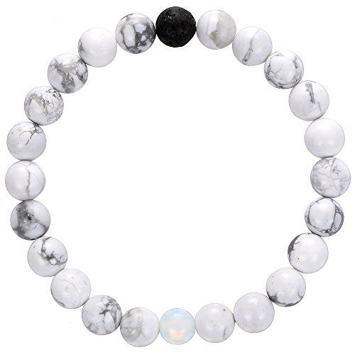 Gemstone Bracelet BRCbeads Turquoise Birthstone product image