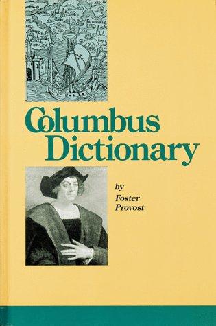 Columbus Dictionary