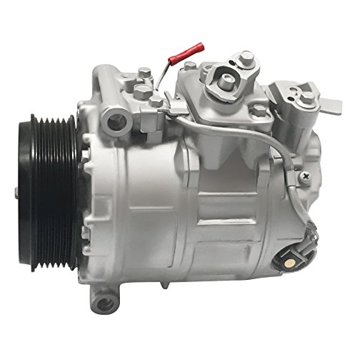 Ac Mercedes Compressor Benz (RYC Remanufactured AC Compressor and A/C Clutch IG356)