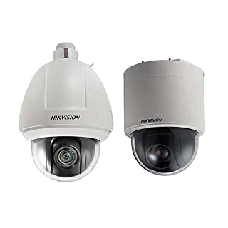 Hikvision DS-2AF5268N-A Analog PTZ Speed Dome Camera, Pro Series, Outdoor, 700TVL, 36X Optical Zoom, Day/Night, Smart Tracking, IP66 Standard, Heater On, 24VAC