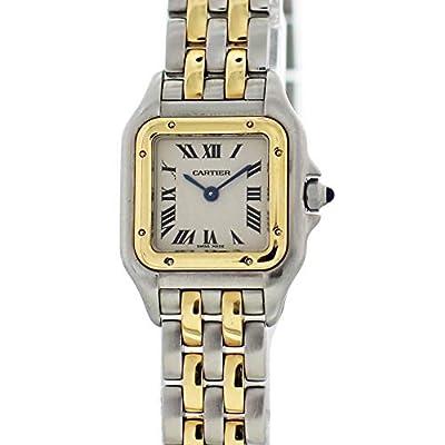 Cartier Panthere de Cartier Quartz Female Watch 1120 (Certified Pre-Owned) by Cartier