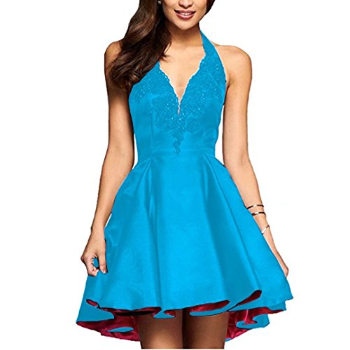 issa blue lace dress - 6
