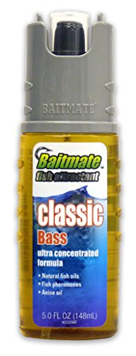 BAITMATE Fish Attractant Classic Bass Scent, 5 Fluid-Ounce ()
