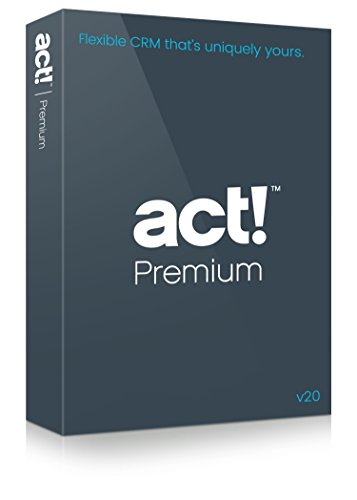 act contact management software - 3